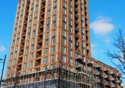 156 appartementen Strijp S Eindhoven