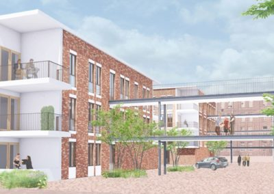 60 appartementen Oisterwijk