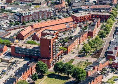 81 woningen plan Rosmolen te Tilburg