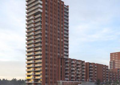 88 appartementen Meerrijk te Eindhoven