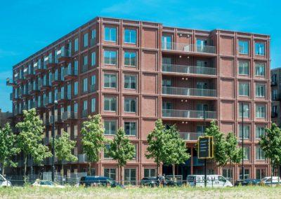 96 appartementen Strijp S Eindhoven